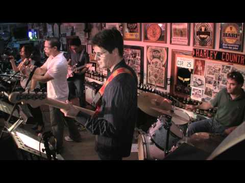 Dishwalla Counting Blue Cars COVER Ohlone College Jazz Rock Combo Mission Pizza Oct. 2011