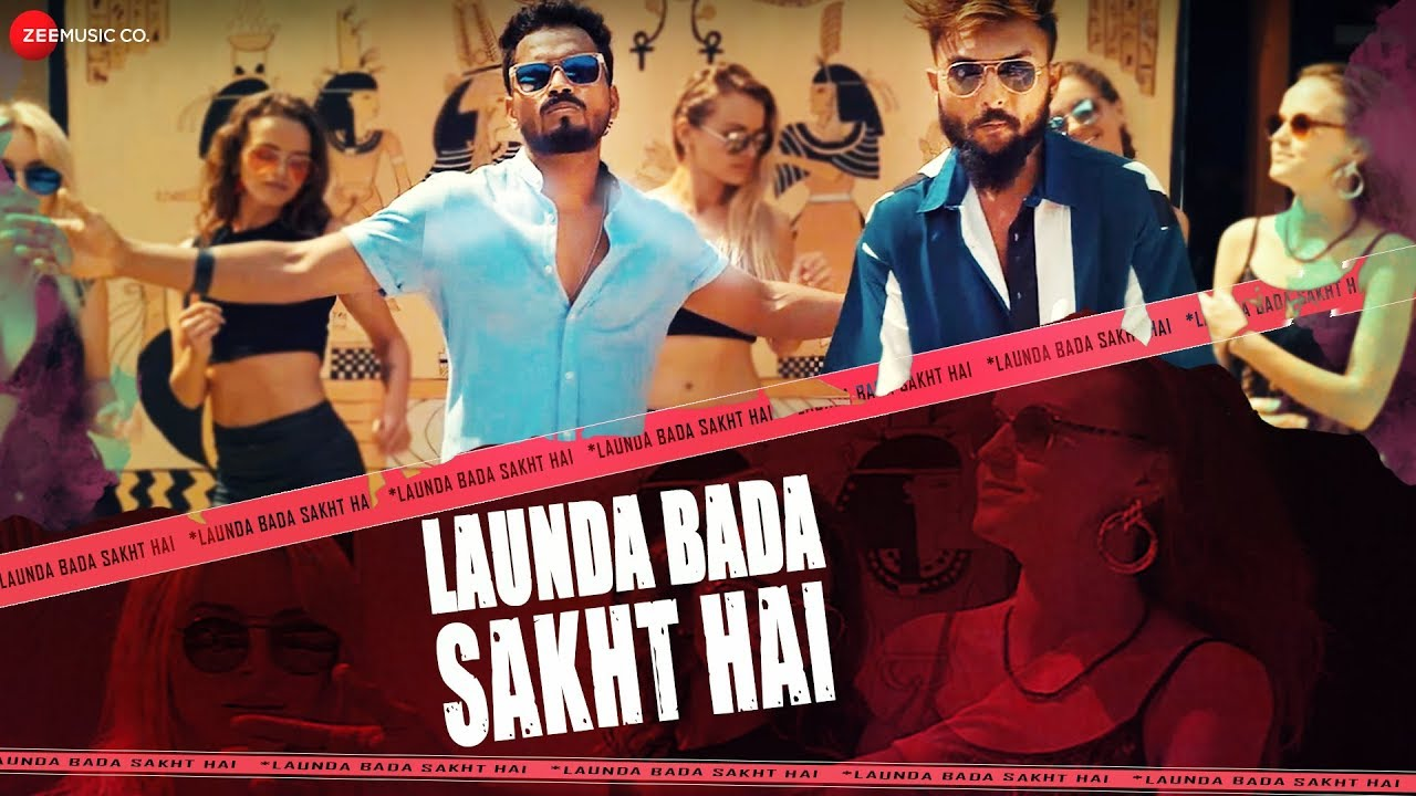 Launda Bada Sakht Hai - Official Music Video | Captive | Sabali The Band | Kryso