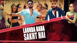 Launda Bada Sakht Hai Official Music | Captive | Sabali The Band | Kryso