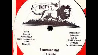 Jah Batta - Sometime Girl