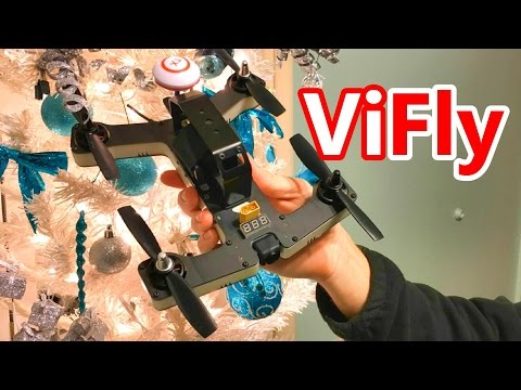 VIFLY R220 FPV Race Drone RTF Unboxing & First Impressions - SUPER DURABLE Quadcopter - TheRcSaylors