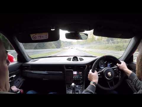 Nurburgring coolant crash 30.10.17