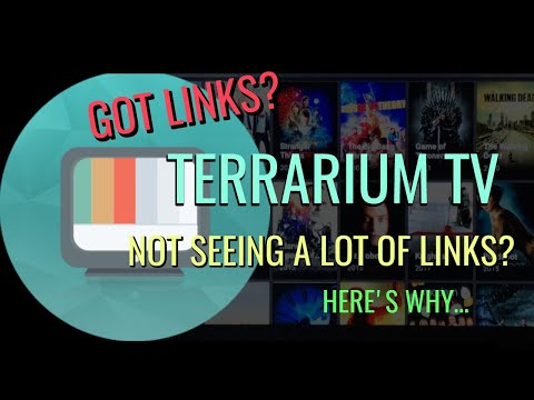 Get More LINKS In CyberflIx, The Same Thing Was Happening With Terrarium..