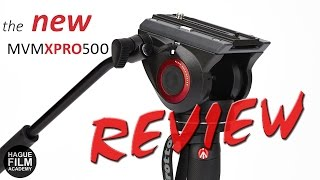 Is the Manfrotto MVMXPRO500 the best video monopod you can buy?