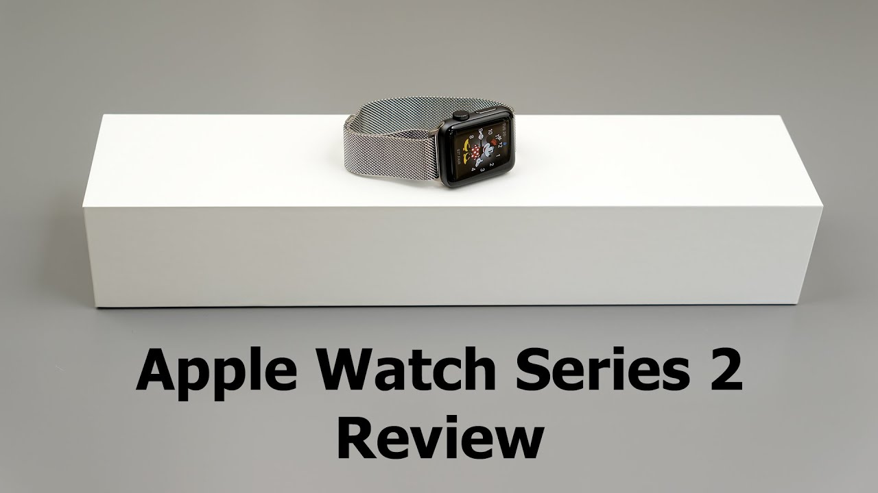 caeb209ec03d Apple Watch Series 2 Review - YouTube