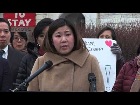 capac muslim Washington, dc – today, members of the congressional asian pacific american caucus (capac) released the following statements to mark the one year anniversary of donald trump's signing of executive order 13769, which restricted travel to the us from several muslim-majority countries and prohibited refugees from entering the country.