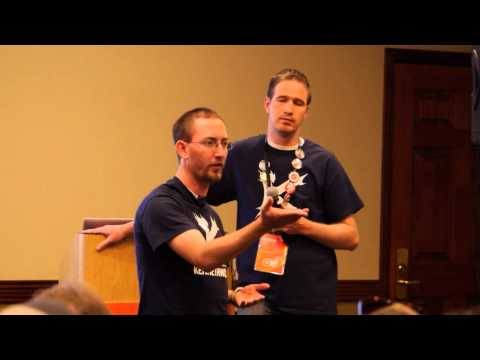 Travis Thurston and Kenneth Larsen - Templatizing Courses and Leveraging the Magic of the Canvas API