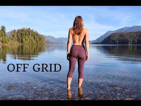A DAY IN MY LIFE   Living Off The Grid - Ep.23