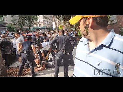 Prodigys Funeral (Graphic) : Fight Breaks Out Between People and Police + Remembering the Life