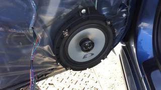 "Alpine SXE-1725S 6.5"" Coaxial Speaker"