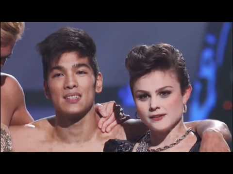 SYTYCD Melanie and Tadd Season 8 Episode 22 Show Me What Your Working With.avi