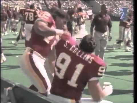 1993 - Redskins vs. Eagles