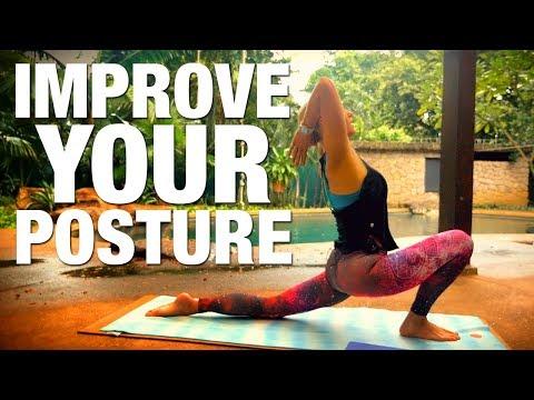 Improve Your Posture Yoga Class Five Parks Yoga