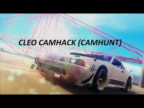 [CLEO] - CAMHACK(CamHunt)