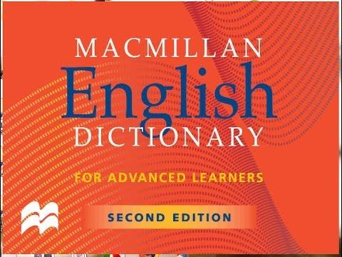Hướng dẫn cài đặt phần mềm Macmillan English Dictionary 2nd Edition
