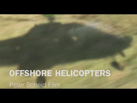 Offshore Helicopters - Clips from Vietnam, Brunei, Thailand, Borneo/Malaysia - HUET certified dop