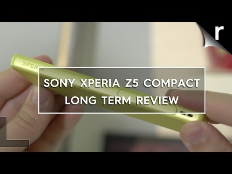 Sony Xperia Z5 Compact Re-Review (2016)