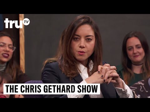 The Chris Gethard Show - Aubrey Plaza's Steve Jobs Ghost Encounter | truTV