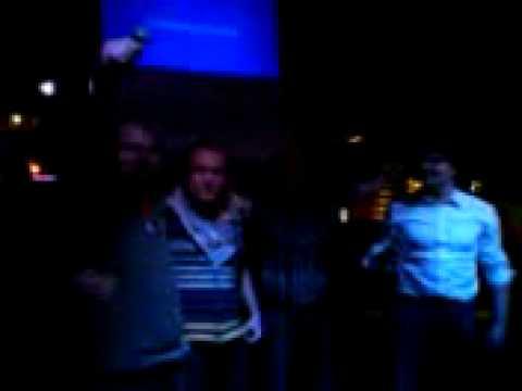 ELO SCY Oslo - Karaoke-Final Countdown