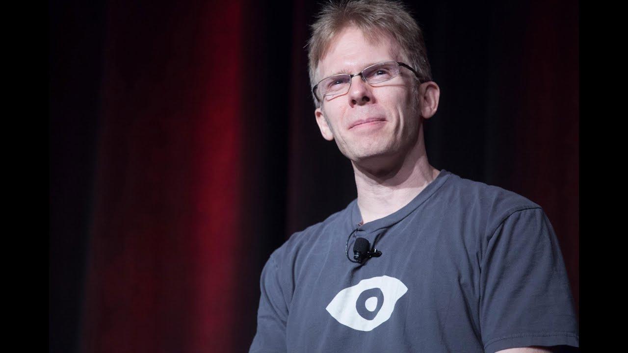 John Carmack The Dawn of Mobile VRquot keynote by John Carmack YouTube