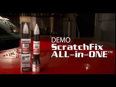 Dupli-Color® How To: Scratch Fix All-in-1
