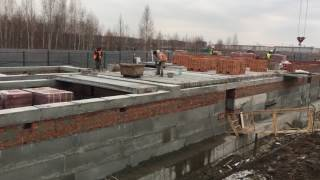 Ход строительства ЖК Квартал Крюковщина(, 2017-03-07T07:31:31.000Z)