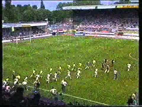 FC Den Haag terug in de Eredivisie 1987-1988 (ADO Den Haag)