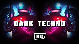 Minimal Tech Noir & Dark Bass Techno Mix-2021 년 3 월 [#HumanMusic]