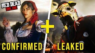 Confirmed & Leaked Upcoming Red Dead Online 2020 Updates (RDR2)