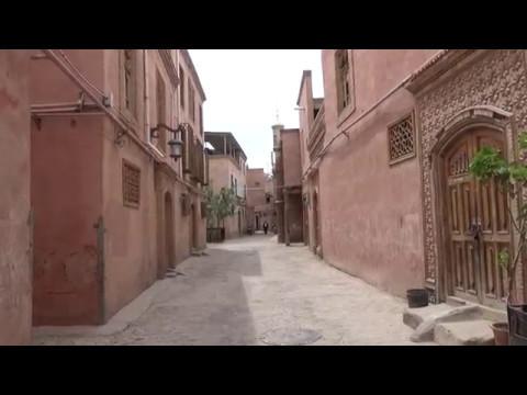 カシュガル旧市街 Kashgar Old Town