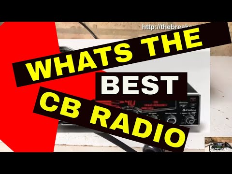 Whats the Best CB Radio of 2017?