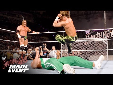 FULL MATCH  DGeneration X vs. The Spirit Squad  Handicap Match: Saturday Night's Main Event 2006