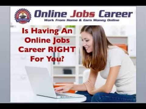 FREE Online Jobs Career Orientation by OnlineJobsLifestyle.com