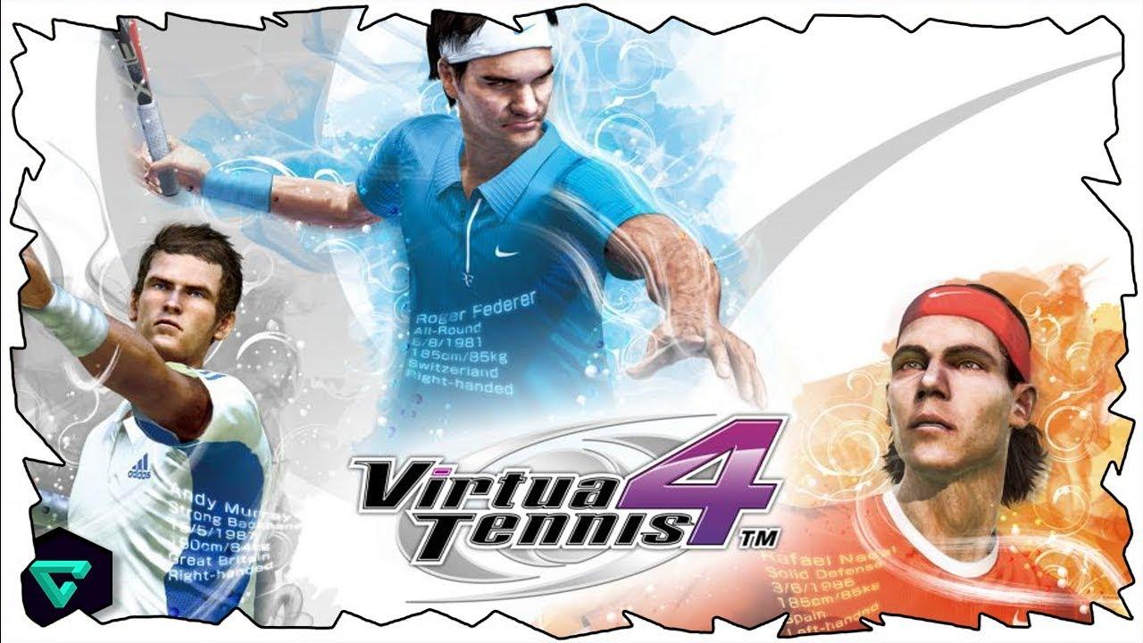 Descargar E Instalar Virtua Tennis 4 Full En Español Pc 1 Link Youtube