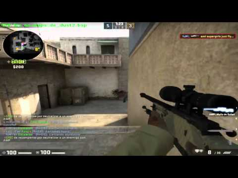 CSGO:FuMe Full Team Joke Awp