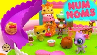 neopolitan ice cream scented num noms pack play slide at park with kawaii crush cookieswirlc