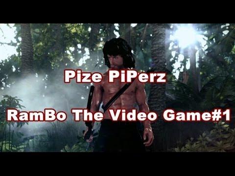 Let's Play RamBo แรมโบ้กร้านชีวิต #1