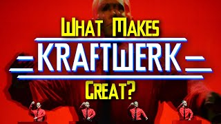 WHAT MAKES KRAFTWERK GREAT? ⚡ All about the electronic music pioneers from Germany