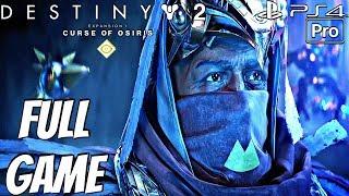 DESTINY 2 Curse of Osiris - Gameplay Walkthrough Part 1 FULL GAME (Expansion #1) PS4 PRO