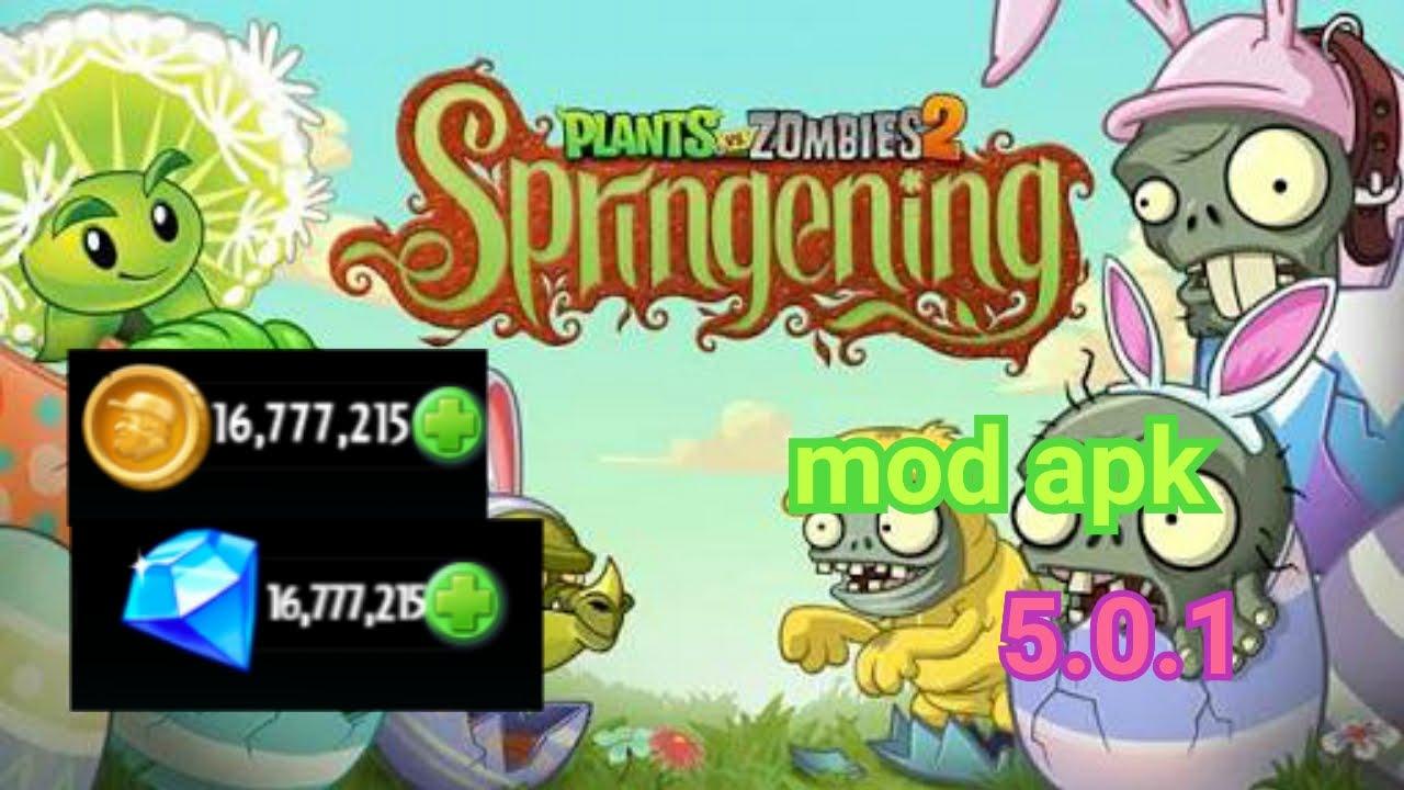plants vs zombies 2 1.9 2 apk obb mod