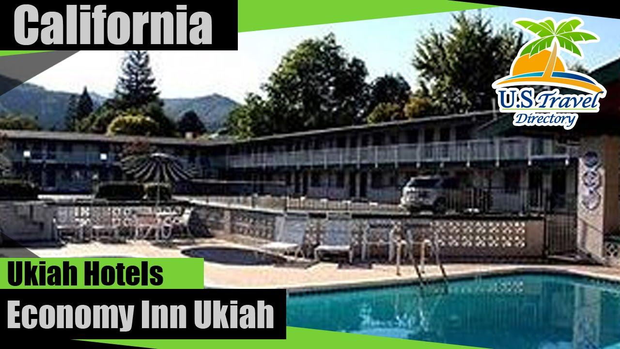 Economy Inn Ukiah Hotels California