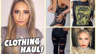 'INSTAGRAM BADDIE' TRY ON CLOTHING HAUL!!