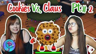 Subscriber Cookie Battle Royale!  | Cookie Vs. Clause Pt#2