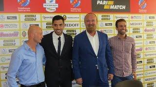 ФК Зирка с новым иностранным тренером