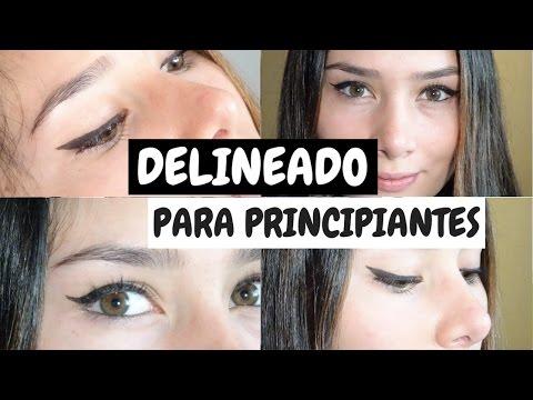 Delineado de ojos para principiantes eyeliner for dum - Ojos ahumados para principiantes ...