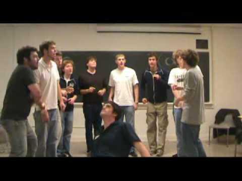 UVA's Academical Village People -