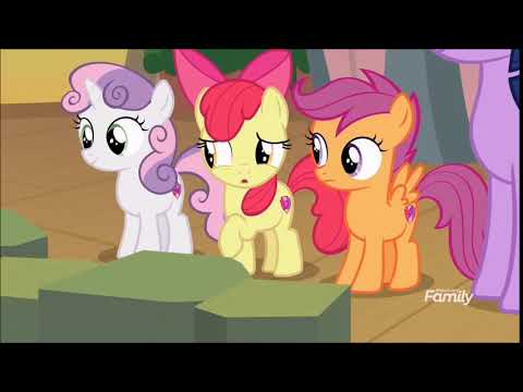 Sweetie Belle - It's rude to ask a question like that