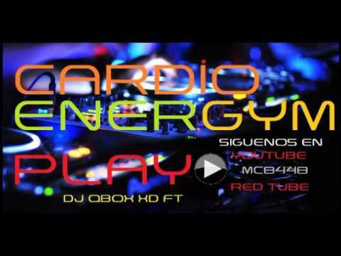 CARDIO SPINNING DJ QBOX XD FT ENERGY PLAY
