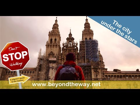 The city under the stars - A pilgrims guide to the Camino de Santiago 0208