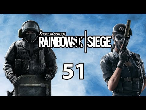 Northernlion and Friends Play: Rainbow Six: Siege! [Episode 51: Blitz and Caveira]